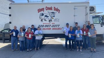 Dairy Donation Challenge: Making Dairy Available to Others